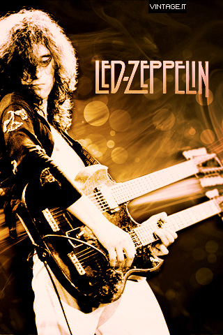 iphone wallpaper icon. Led Zeppelin wallpaper