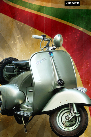 Win free Classic Vespa on UK prize